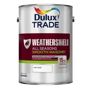 Dulux All Seasons Smooth Masonry Tinted Colours 4.5L