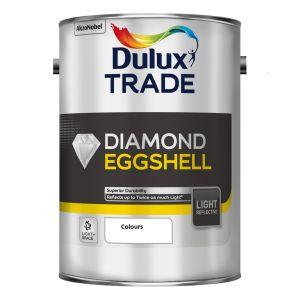 Dulux Trade Light & Space Diamond Eggshell Colours 5L