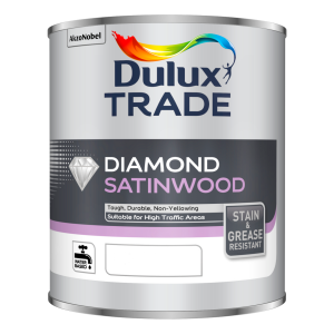 Dulux Diamond Satinwood Tinted Colours