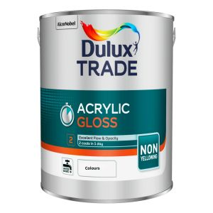Dulux Trade Quick Dry Gloss Colours