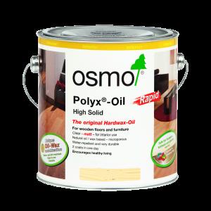 Osmo Polyx-Oil Rapid Satin 2.5ltr