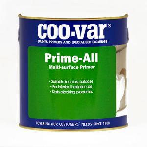 Coo-Var Prime - All White