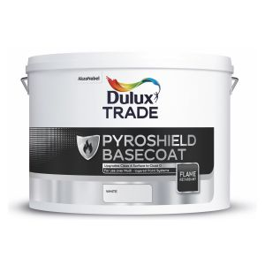 Dulux Trade Pyroshield Fire Upgrade Basecoat 10l