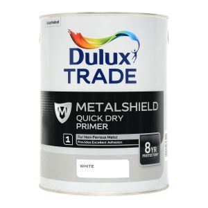 Dulux Trade Metalshield Quick Dry Primer White