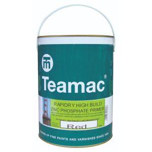 Teamac Rapidry Primer Red Oxide