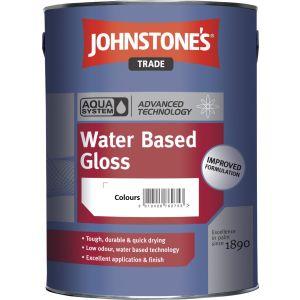 Johnstones Aqua Water Based Gloss (all colours)