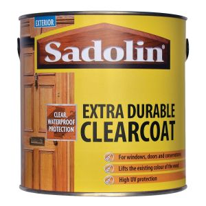 Sadolin Extra Durable Clearcoat Gloss