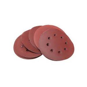 Sait Sanding Discs 16 Hole 25 Pack 225mm Dia