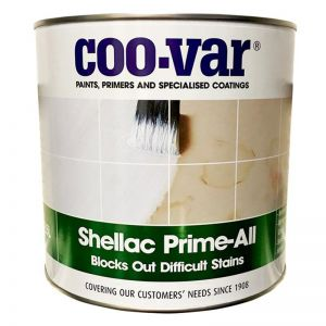 Coo-Var Shellac Prime - All White
