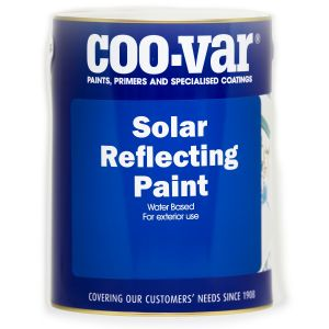 Coo - Var Solar Reflecting Paint White 5L