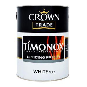 Crown Trade Timonox Basecoat White 5l