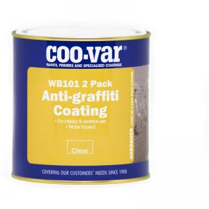 Coo-Var Two Pack Water Based Anti Graffiti 5L