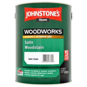 Woodworks Satin Woodstain (all colours)