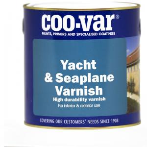 Coo-Var Yacht & Seaplane Gloss Varnish
