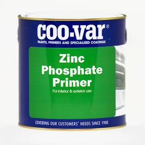 Coo - Var Zinc Phosphate Gray
