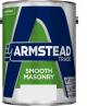 Armstead Smooth Masonry Magnolia 5L