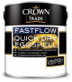 Crown Trade Fastflow Quick Dry Eggshell White