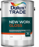Dulux Trade New Work Gloss White 5L