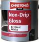 Johnstones Non Drip Gloss White