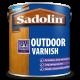 Sadolin Outdoor Varnish Satin