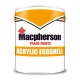 Macpherson Acrylic Eggshell White