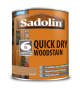 Sadolin Quick Drying Woodstain Ready Mixed Neutral 1L