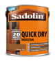 Sadolin Quick Drying Woodstain Ready Mixed Antique Pine 2.5L