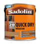 Sadolin Quick Drying Woodstain Ready Mixed Natural 2.5L