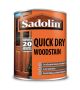 Sadolin Quick Drying Woodstain Clear 2.5L