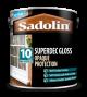 Sadolin Superdec Gloss White 2.5L