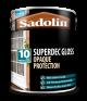 Sadolin Superdec Gloss White - 5L