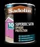 Sadolin Superdec Satin Walnut - 1L