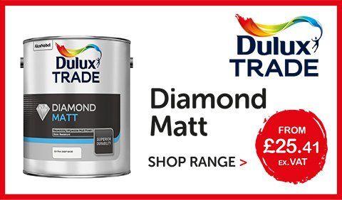Dulux Trade Diamond Matt