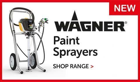 Wagner Spray Machine