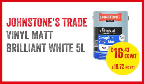 image of tin of johnstones trade vinyl mattl