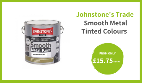 Johnstone's Trade Smooth Metal