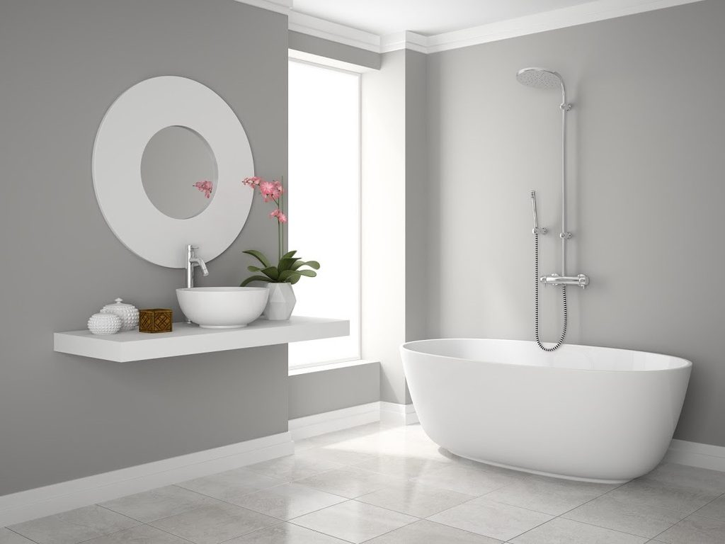 Delicieux How To Choose The Right Paint A Bathroom